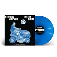 Sturgill Simpson: Cuttin' Grass (Vol. 2): The Cowboy Arms Sessions (Indie Exclusive Blue)