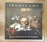 "Ironflame - Tales of Splendor and Sorrow (+ limited edition 7"")"