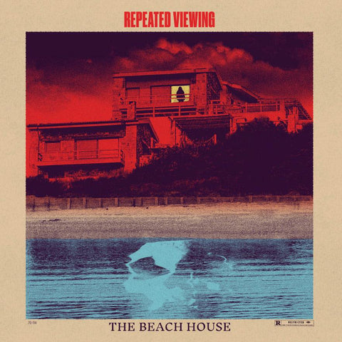 Repeated Viewing ‎– Beach House (Limited Edition Blue Vinyl)