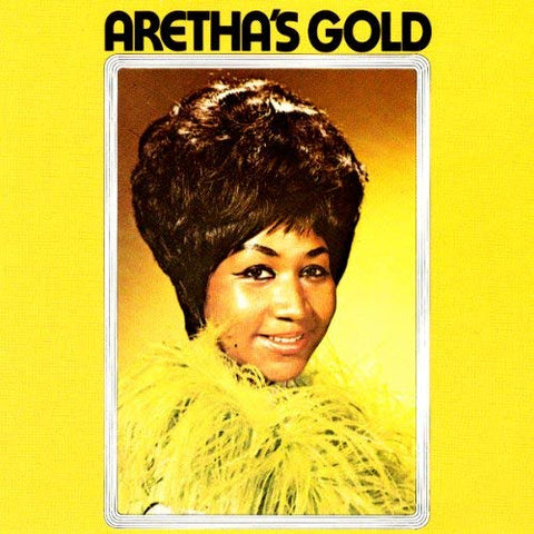 Aretha Franklin - Aretha's Gold (Gold LP)(SYEOR Exclusive 2019)
