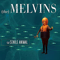 Melvins - (A) Senile Animal (Sea Blue Vinyl)
