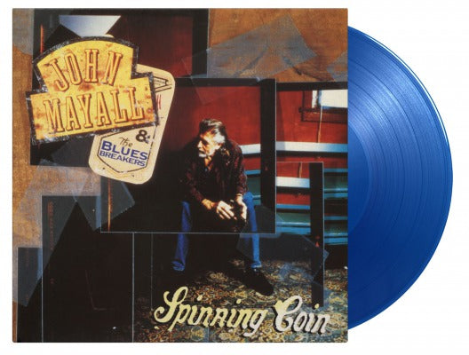 John Mayall & the Bluesbreakers -  Spinning Coin (Clear Blue Vinyl)