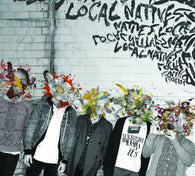 Local Natives - Gorilla Manor (PINK VINYL/ Ten Bands One Cause)