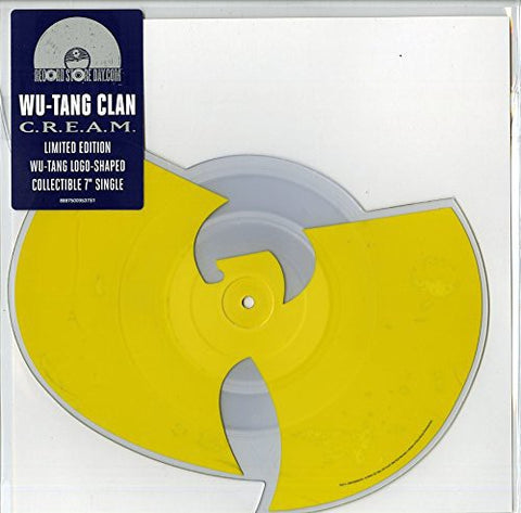Wu-Tang Clan - C.R.E.A.M. / Da Mystery of Chessboxin
