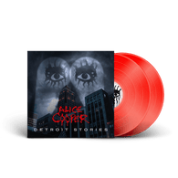 Alice Cooper - Detroit Stories (Indie exclusive, red vinyl)