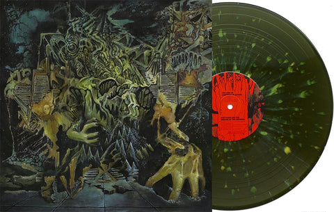 King Gizzard And The Lizard Wizard ‎– Murder of The Universe (Vomit Splatter Colored Vinyl)