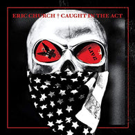 Eric Church - Caught In The Act: Live (Blue Vinyl)