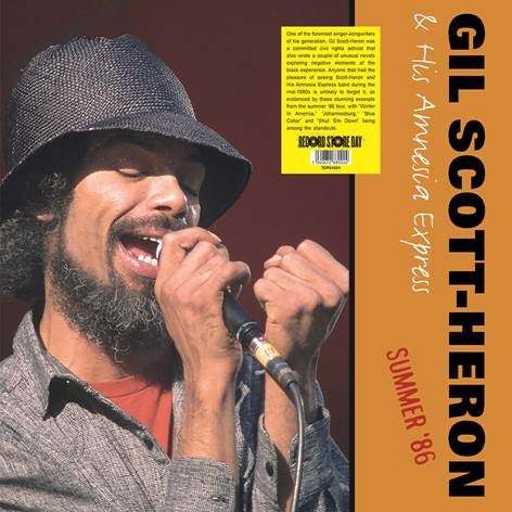 Gil Scott-Heron And His Amnesia Express ‎– Summer '86