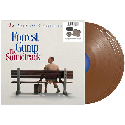 Various -  Forrest Gump (box Of Chocolates Brown vinyl)