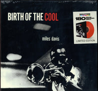 Miles Davis - BIRTH OF THE COOL (CLEAR RED VINYL)