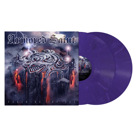 Armored Saint - Punching The Sky (Purple marble Vinyl)