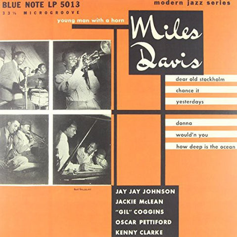 Miles Davis ‎– Young Man With A Horn