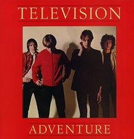 Television - Adventure (Red LP)(SYEOR Exclusive 2019)