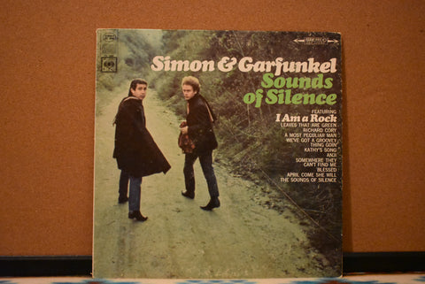 Simon & Garfunkel ‎– Sounds Of Silence
