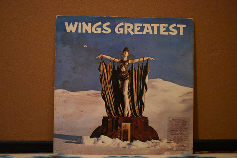 Wings  ‎– Wings Greatest