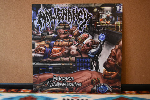 Malignancy ‎– Inhuman Grotesqueries