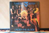 Twisted Sister ‎– Under The Blade
