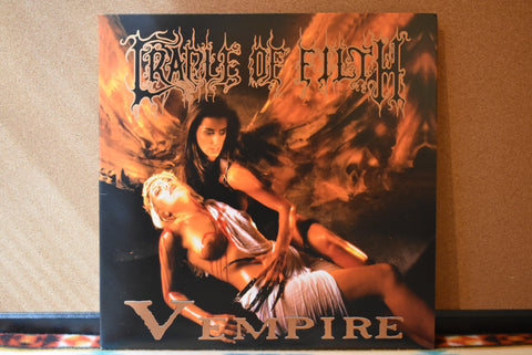 Cradle Of Filth ‎– Vempire Or Dark Faerytales In Phallustein