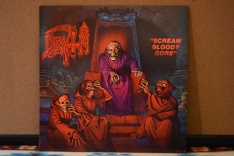 Death ‎– Scream Bloody Gore