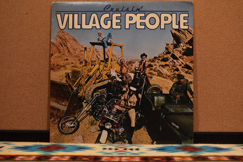 Village People ‎– Cruisin'
