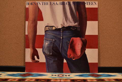 Bruce Springsteen ‎– Born In The U.S.A