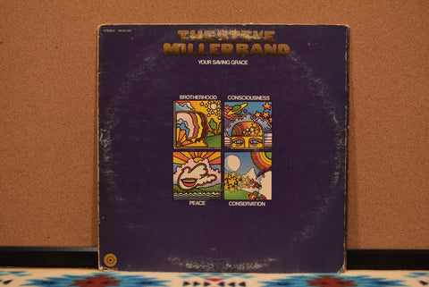 The Steve Miller Band ‎– Your Saving Grace
