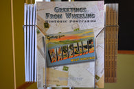 Greetings From Wheeling Historic Postcards