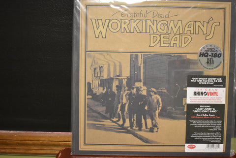 The Grateful Dead - Workingman's Dead