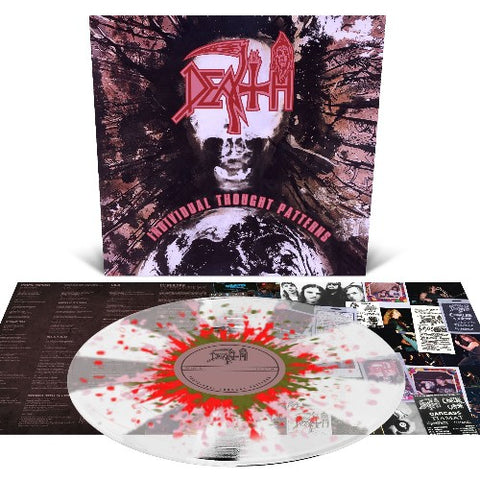 Death - Individual Thought Patterns (Clear Vinyl, Pink, White, Green, Blue)