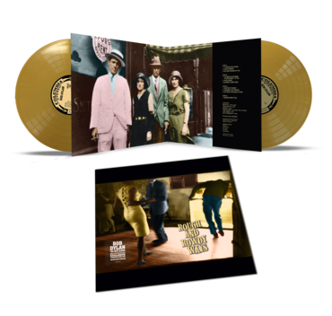 Bob Dylan - Rough and Rowdy Ways (Gold Vinyl, Indie Store Exclusive)