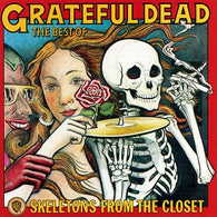 Grateful Dead - Skeletons From The Closet: The Best Of The Grateful Dead (White LP)(SYEOR Exclusive 2019)