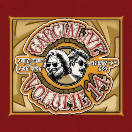 Jerry Garcia and John Kahn - GarciaLive Volume 14: January 27th, 1986 The Ritz