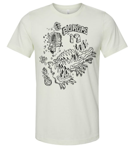 King Gizzard and The Lizard Wizard - Europe '19 INSPIRED T-SHIRT