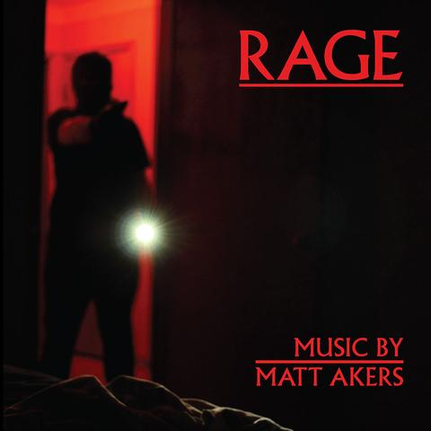 Matt Akers ‎– Rage (Limited Edition Red Vinyl)