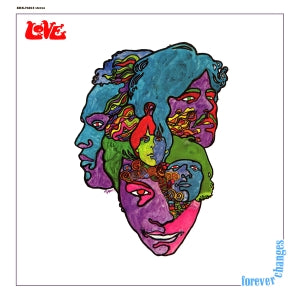 LOVE - FOREVER CHANGES RHINO ROCKTOBER (MONO)