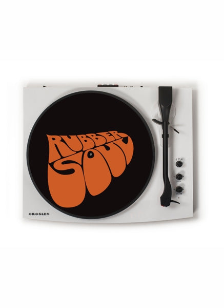 The BEATLES Platter Pad - Rubber Soul!