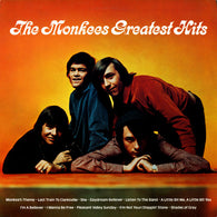 The Monkees - The Monkees Greatest Hits (Orange LP)(SYEOR Exclusive 2019)