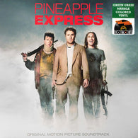 Various ‎– Pineapple Express (Original Motion Picture Soundtrack) (Green Grass Marble Vinyl)