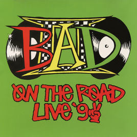Big Audio Dynamite II ‎– On The Road Live '92