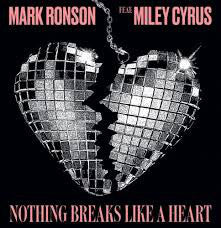 MARK RONSON - Nothing Breaks Like A Heart