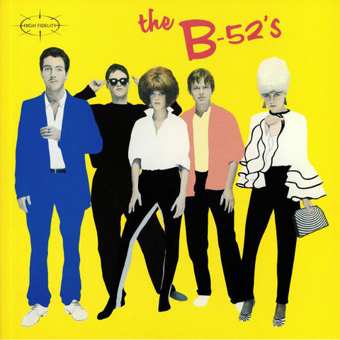 The B-52's ‎– The B-52's
