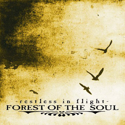 Forest Of The Soul ‎– Restless In Flight (CD version)