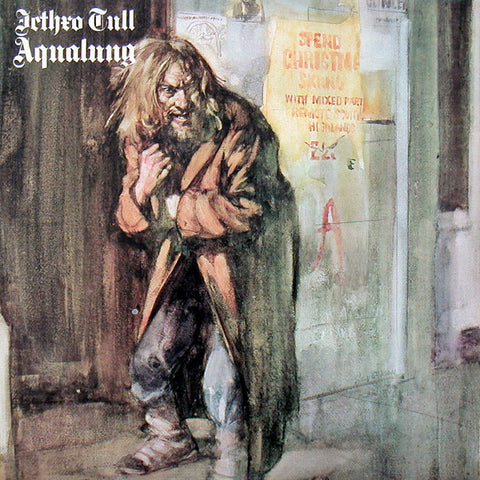 Jethro Tull ‎– Aqualung (The 2011 Steven Wilson Stereo Remix + booklet)