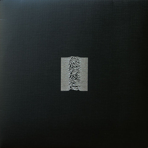 Joy Division ‎– Unknown Pleasures
