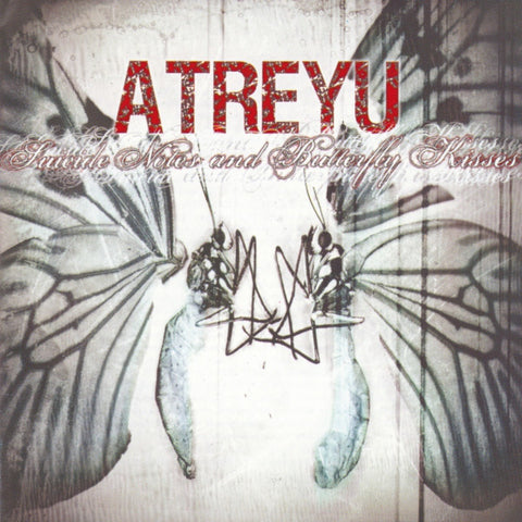 Atreyu ‎– Suicide Notes And Butterfly Kisses