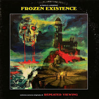 Repeated Viewing ‎– Frozen Existence (Clear and Black swirl vinyl)