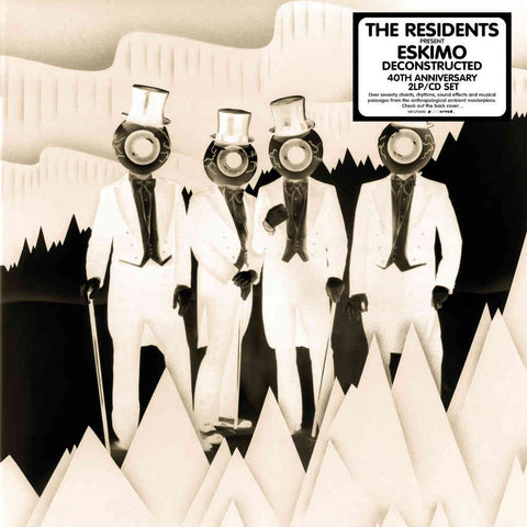 The Residents - Eskimo: Deconstructed (anniversary edition, +CD)