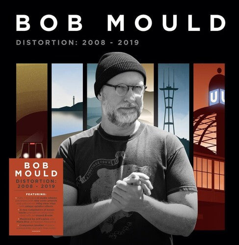 Bob Mould - Distortion: 2008-2019 [Signed 140-Gram Clear Splatter Vinyl]