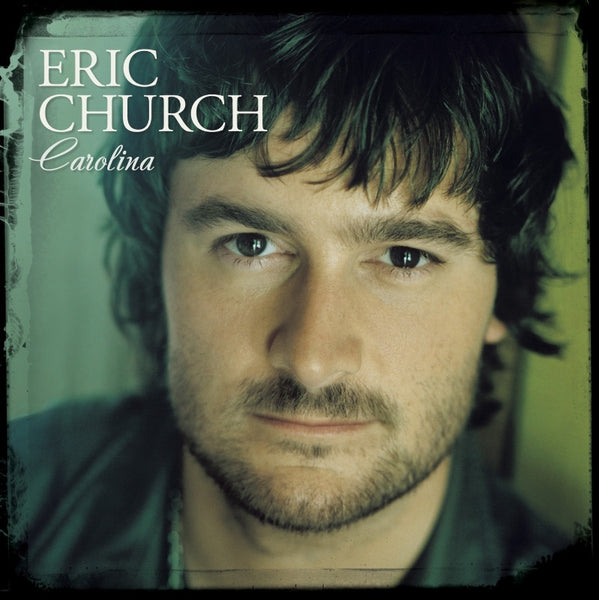 Eric Church - Carolina (Clear Vinyl)