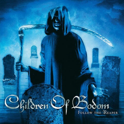 Children of Bodom - Follow The Reaper (LTD. EDITION BLUE VINYL)